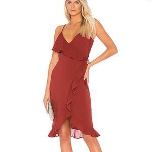 NWT! Donna Mizani Midi Dress! Sz Xs Retail 202